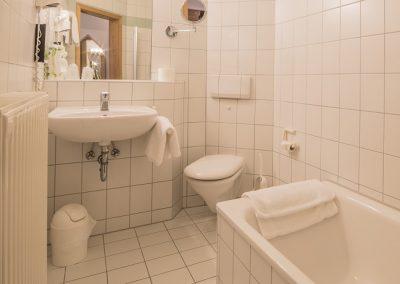 Doppelzimmer WC und DU