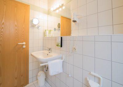 Einzelzimmer Du und WC 1 Standard